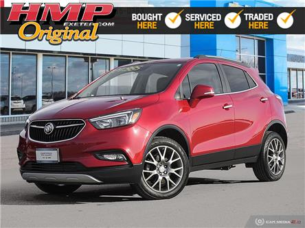 2018 Buick Encore Sport Touring (Stk: 79958) in Exeter - Image 1 of 29