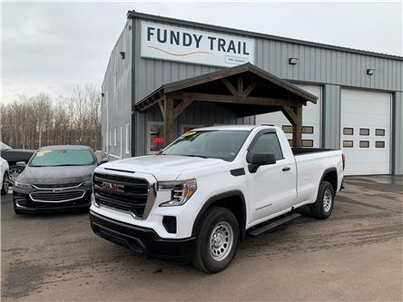 2019 GMC Sierra 1500 Base (Stk: 21092a) in Sussex - Image 1 of 9