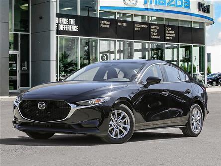 2020 Mazda Mazda3 GS (Stk: M9517) in London - Image 1 of 22