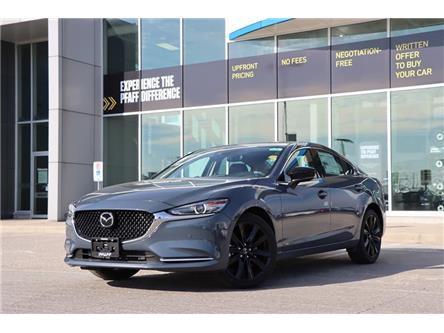 2021 Mazda MAZDA6 Signature (Stk: M9772) in London - Image 1 of 22