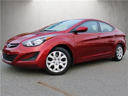 2015 Hyundai Elantra  (Stk: HB2-2160A) in Chilliwack - Image 1 of 15