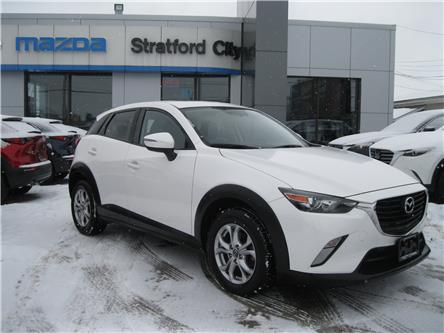 2016 Mazda CX-3 GS (Stk: 00615) in Stratford - Image 1 of 22