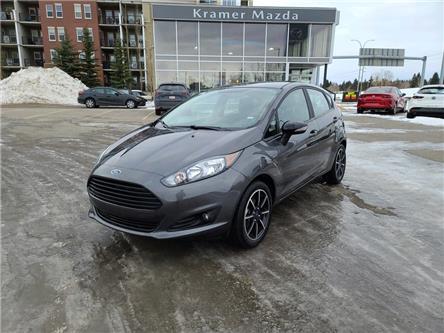 2019 Ford Fiesta SE (Stk: K8200) in Calgary - Image 1 of 18