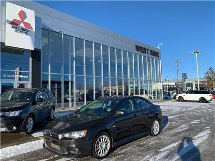 2014 Mitsubishi Lancer Evolution MR (Stk: BM4000) in Edmonton - Image 1 of 23