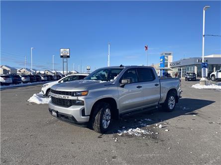 2021 Chevrolet Silverado 1500 Silverado Custom (Stk: 81027) in Carleton Place - Image 1 of 14