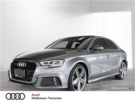 2017 Audi A3 2.0T Technik (Stk: P8677) in Toronto - Image 1 of 25