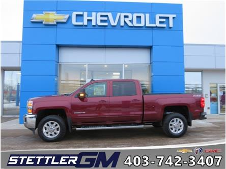 2015 Chevrolet Silverado 3500HD LT (Stk: 46295) in STETTLER - Image 1 of 17