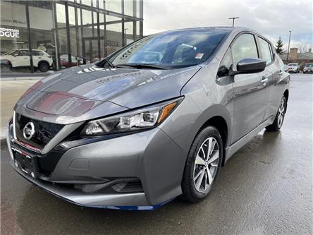 2021 Nissan LEAF S Plus (Stk: C21018) in Kamloops - Image 1 of 25