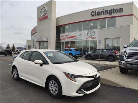 2021 Toyota Corolla Hatchback Base (Stk: 21188) in Bowmanville - Image 1 of 7