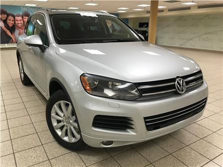 2014 Volkswagen Touareg 3.0 TDI Comfortline (Stk: 200899A) in Calgary - Image 1 of 22
