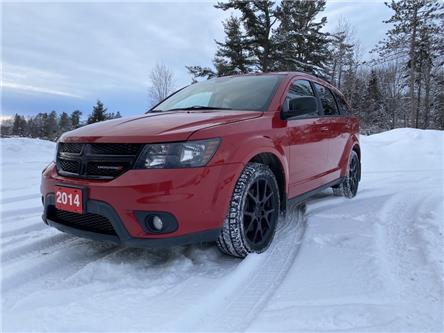 2014 Dodge Journey SXT (Stk: 20155) in North Bay - Image 1 of 14
