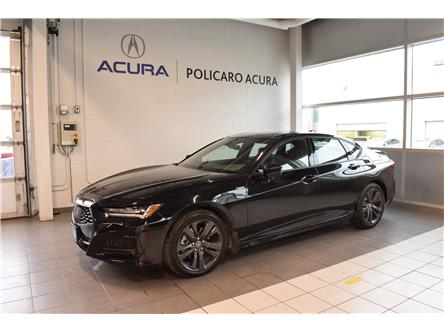 2021 Acura TLX A-Spec (Stk: M800621DWONG) in Brampton - Image 1 of 21