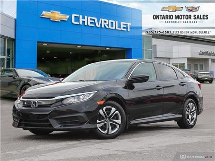 2017 Honda Civic LX (Stk: 379139B) in Oshawa - Image 1 of 36