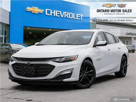2021 Chevrolet Malibu LT (Stk: 1017986) in Oshawa - Image 1 of 18