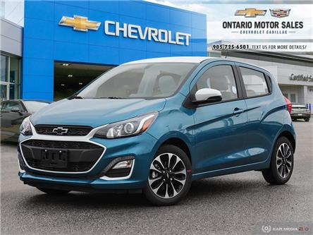 2021 Chevrolet Spark 1LT CVT (Stk: 1725967) in Oshawa - Image 1 of 18