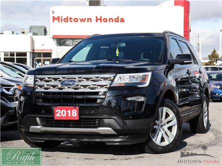 2018 Ford Explorer XLT (Stk: P13995A) in North York - Image 1 of 29