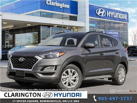 2021 Hyundai Tucson Preferred w/Sun & Leather Package (Stk: 20939) in Clarington - Image 1 of 24