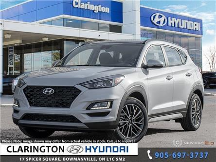 2021 Hyundai Tucson Preferred w/Trend Package (Stk: 20946) in Clarington - Image 1 of 24