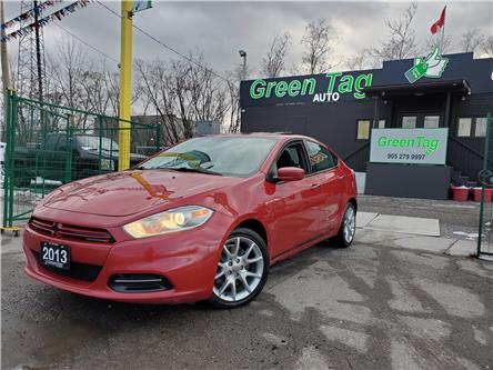 2013 Dodge Dart SXT/Rallye (Stk: 5548) in Mississauga - Image 1 of 29