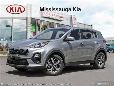 2021 Kia Sportage LX (Stk: SP21032) in Mississauga - Image 1 of 24