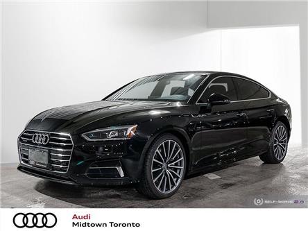 2019 Audi A5 45 Progressiv (Stk: P8554) in Toronto - Image 1 of 25