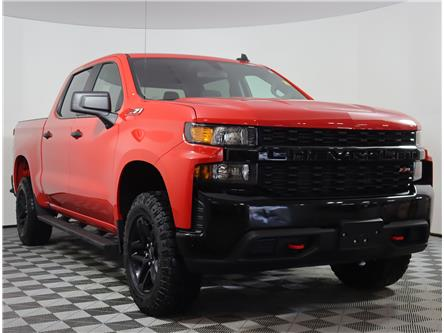2020 Chevrolet Silverado 1500 Silverado Custom Trail Boss (Stk: 210159C) in Fredericton - Image 1 of 18