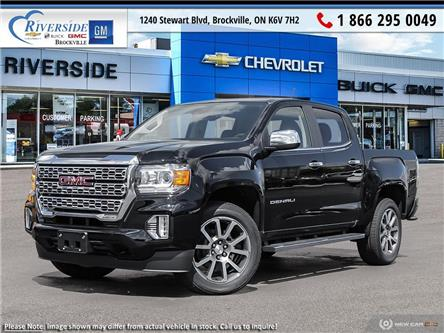 2021 GMC Canyon Denali (Stk: 21-136) in Brockville - Image 1 of 23