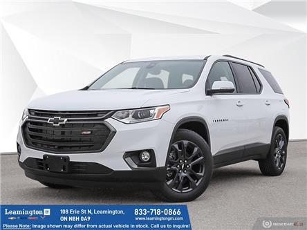 2021 Chevrolet Traverse RS (Stk: 21-217) in Leamington - Image 1 of 23