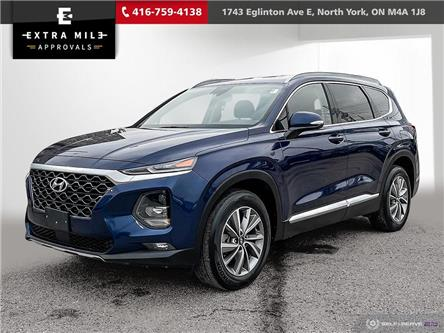 2019 Hyundai Santa Fe Preferred 2.4 (Stk: SP0590) in North York - Image 1 of 24