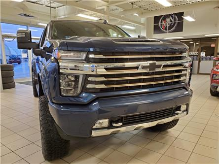 2021 Chevrolet Silverado 2500HD High Country (Stk: 187518) in AIRDRIE - Image 1 of 35
