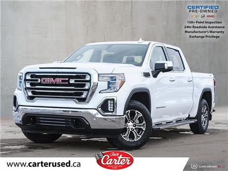 2019 GMC Sierra 1500 SLT (Stk: 25157U) in Calgary - Image 1 of 29