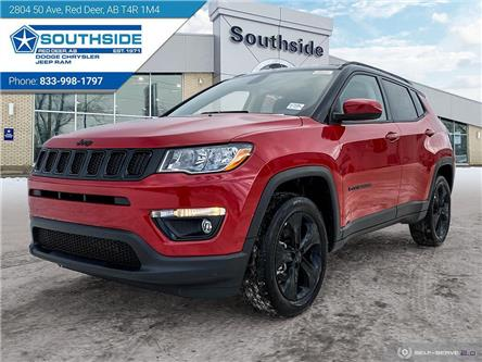 2021 Jeep Compass Altitude (Stk: JC2106) in Red Deer - Image 1 of 25