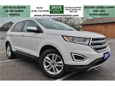 2016 Ford Edge SEL (Stk: D0329) in Belle River - Image 1 of 30
