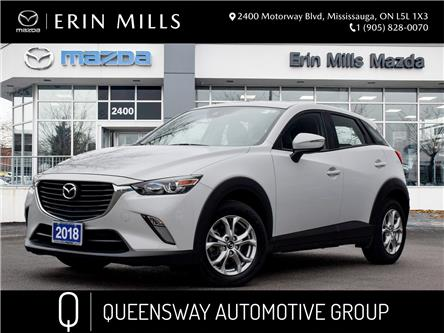 2018 Mazda CX-3 GS (Stk: 21-0231A) in Mississauga - Image 1 of 22