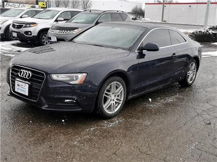 2014 Audi A5 2.0 Komfort (Stk: A002376) in Kitchener - Image 1 of 21
