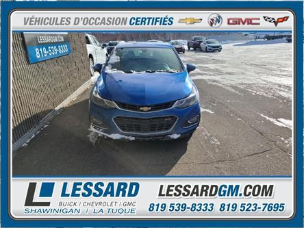 2017 Chevrolet Cruze Premier Auto (Stk: 20-451BS) in Shawinigan - Image 1 of 18