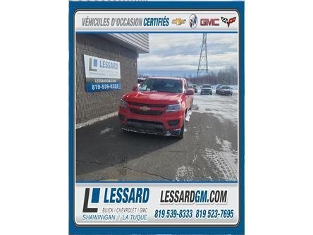 2020 Chevrolet Colorado WT (Stk: 21-207A) in Shawinigan - Image 1 of 7