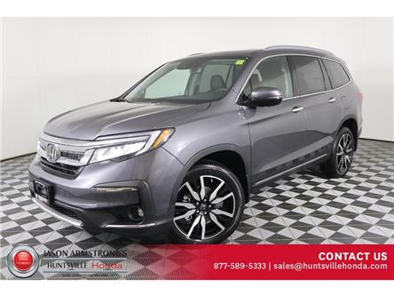 2021 Honda Pilot Touring 8P (Stk: 221096) in Huntsville - Image 1 of 38