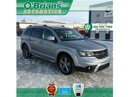 2017 Dodge Journey Crossroad (Stk: 14113A) in Saskatoon - Image 1 of 25