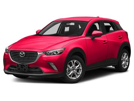 2017 Mazda CX-3 GS (Stk: U01) in Fredericton - Image 1 of 9