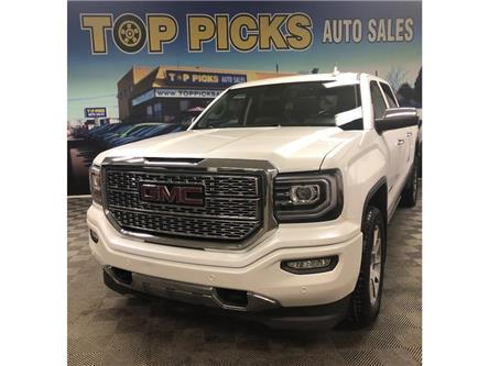 2018 GMC Sierra 1500 Denali (Stk: 135171) in NORTH BAY - Image 1 of 30