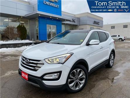 2016 Hyundai Santa Fe Sport 2.0T Limited Adventure Edition (Stk: 210330A) in Midland - Image 1 of 21