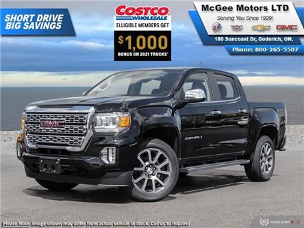 2021 GMC Canyon Denali (Stk: 193043) in Goderich - Image 1 of 23