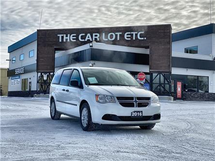 2016 Dodge Grand Caravan SE/SXT (Stk: 20631) in Sudbury - Image 1 of 24