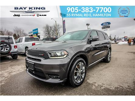 2020 Dodge Durango GT (Stk: 7194) in Hamilton - Image 1 of 30