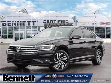 2019 Volkswagen Jetta 1.4 TSI Execline (Stk: 200778A) in Cambridge - Image 1 of 27
