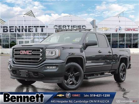 2018 GMC Sierra 1500 Base (Stk: 210294A) in Cambridge - Image 1 of 27