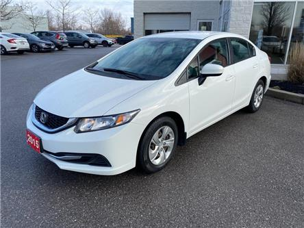 2015 Honda Civic LX (Stk: G1936) in Cobourg - Image 1 of 24