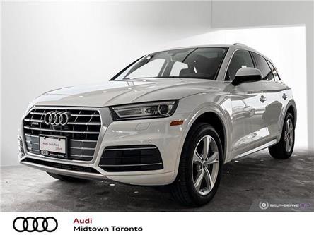 2018 Audi Q5 2.0T Progressiv (Stk: P8671) in Toronto - Image 1 of 22