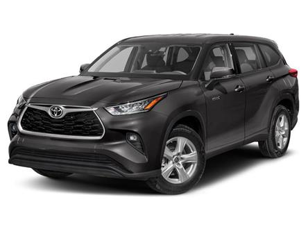 2021 Toyota Highlander Hybrid LE (Stk: 21HH209) in Georgetown - Image 1 of 9